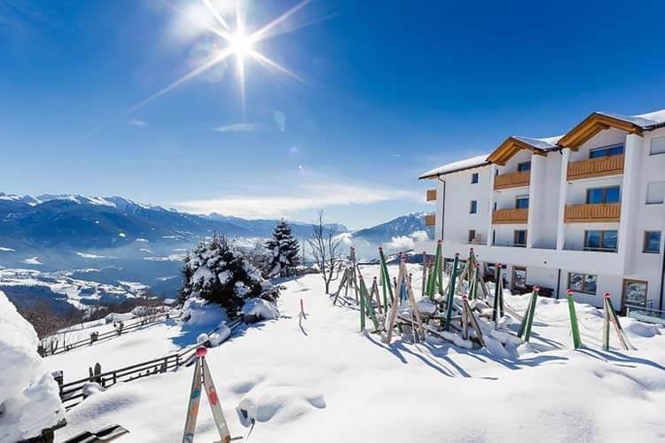 All Inclusive Hotel Wintersport Italië