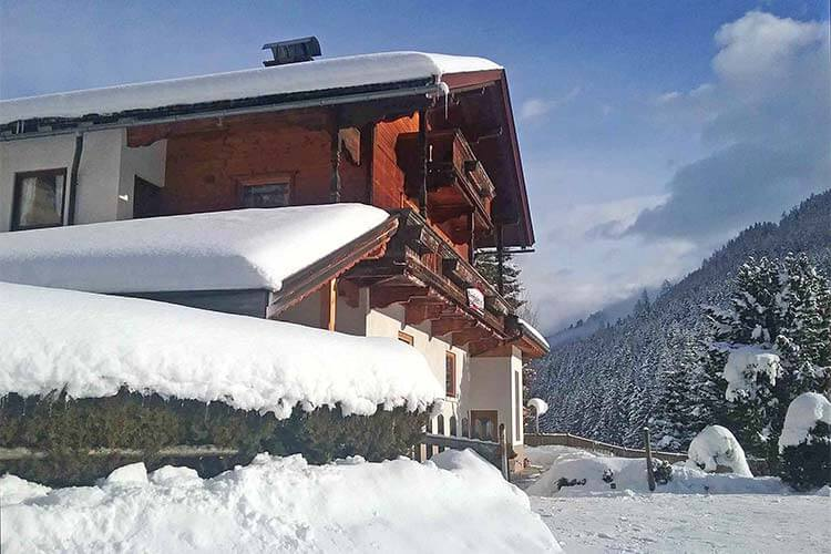 All inclusive chalet voor wintersport